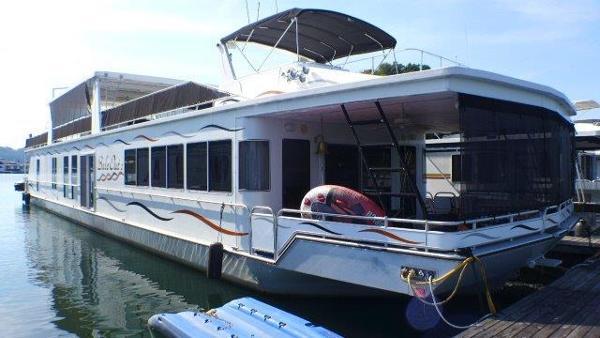 Fantasy Houseboat 20x102 Houseboat