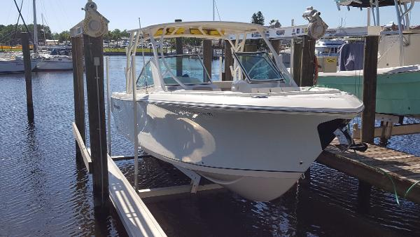 Sailfish 275 DC Flawless Condition - What A Beauty!