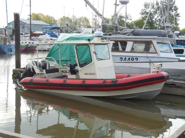 Lifetimer 23' Rigid Hull Inflatable