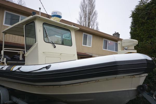 Lifetimer 23' Rigid Hull Inflatable