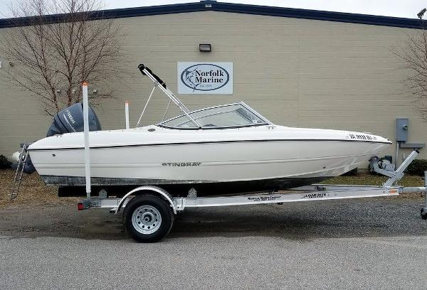 Stingray 191RX Outboard