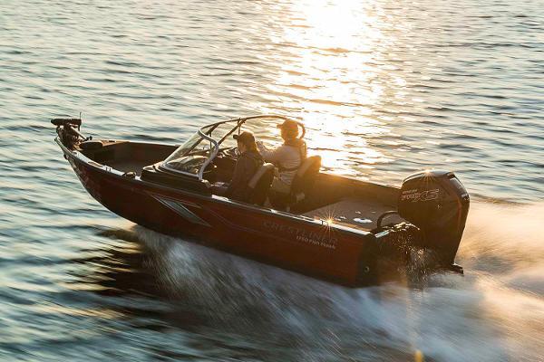 Crestliner 1750 Fish Hawk SC JS Manufacturer Provided Image