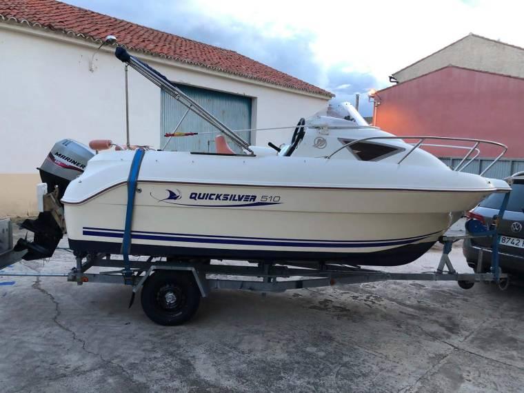 Quicksilver Quicksilver 510 Cruiser