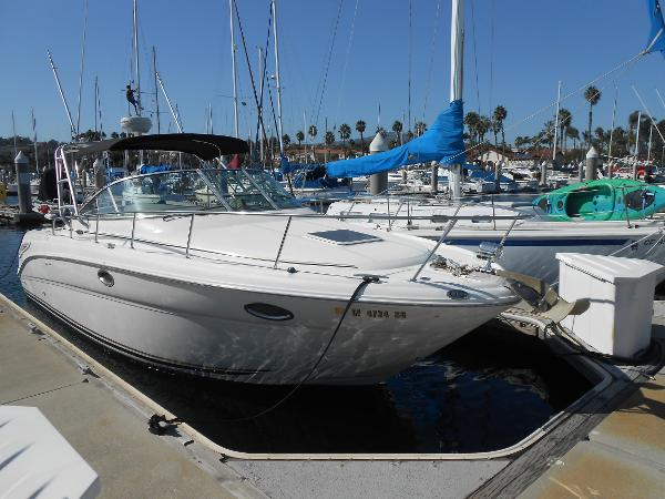 Sea Ray 290 Amberjack Searay Amberjack 290