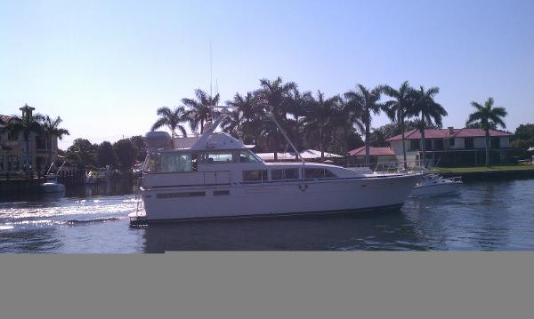 Bertram Pilothouse