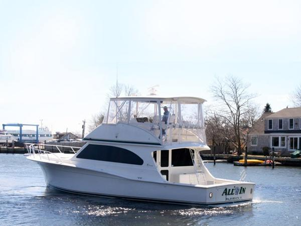 Egg Harbor  52 Sport Yacht Profile