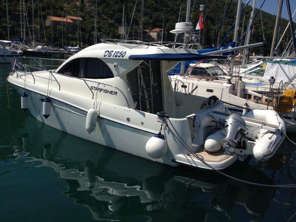 Starfisher 30 Cruise