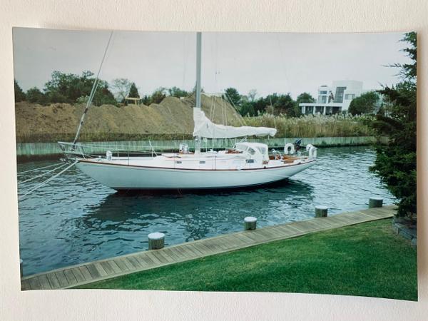 Hinckley Bermuda 40 1978 Hinckley Bermuda 40
