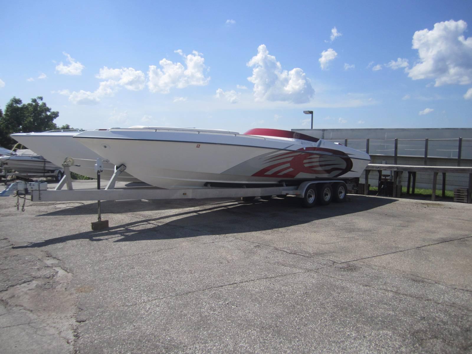 Kachina Boats 34 Bolero