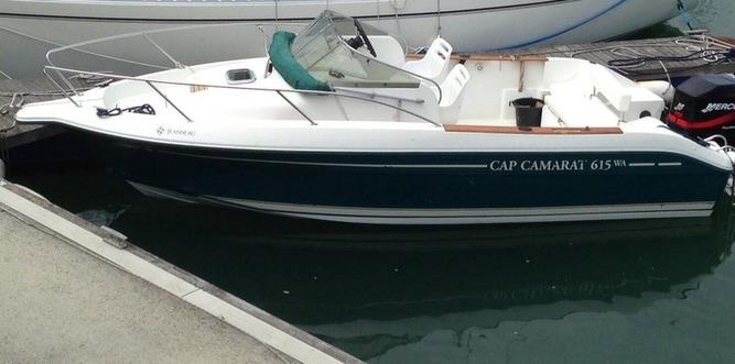 Jeanneau Cap Camarat 615 Walkaround