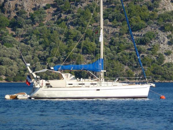 Alliage / fr 38' AYC Yachtbroker - Alliage 38'