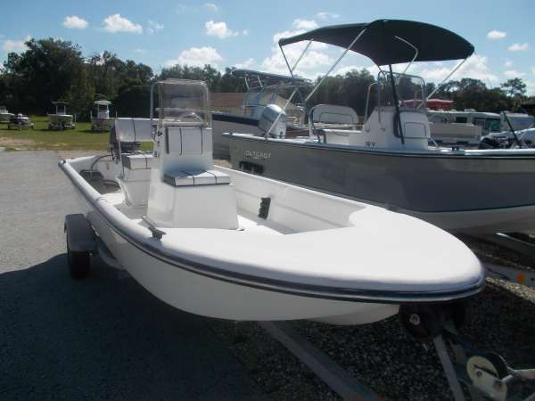 Outcast Skiffs 16v