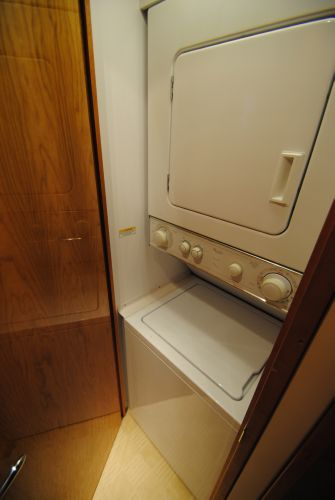Washer Dryer - companionway