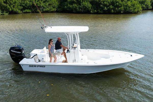Tidewater Boats For Sale >> Sea Pro 228 Bay boats for sale - boats.com