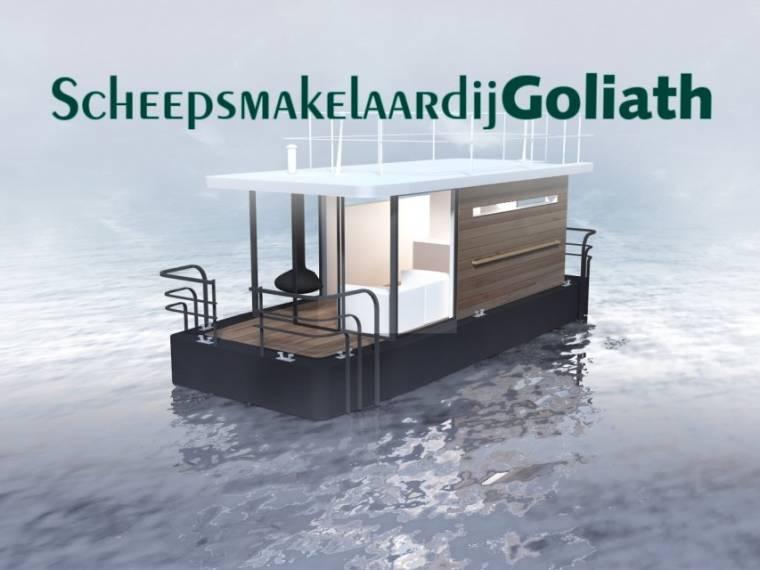 Houseboat Vlieland