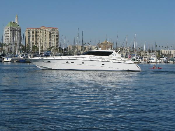 Fountain Exp Cruiser LLC OWNED Profile
