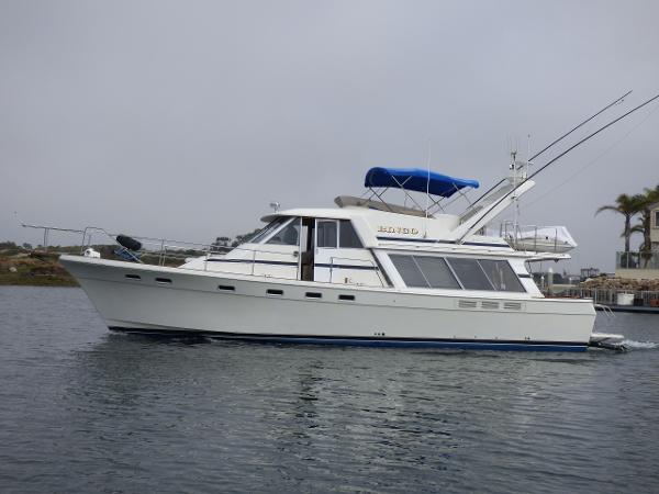 Bayliner 4550 Motoryacht Comfortable cruising