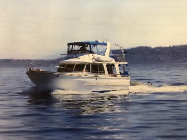 CHB Europa style trawler