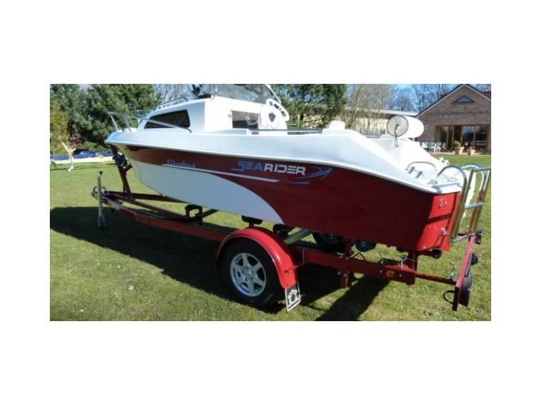 SeaRider 520 weekend basic Kajutboot