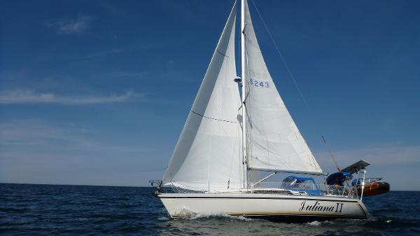 Canadian Sailcraft MERLIN