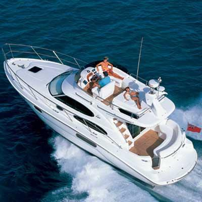 Sealine F37 Manufacturer Provided Image: F37