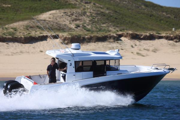Beneteau Barracuda 9 Manufacturer's Picture