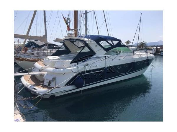 Fairline Targa 52