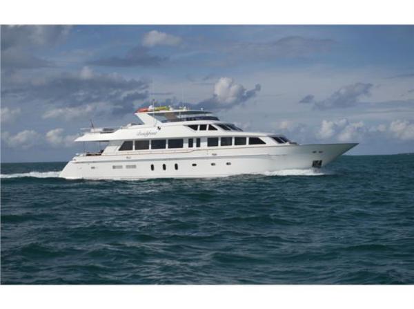 Hargrave Yacht
