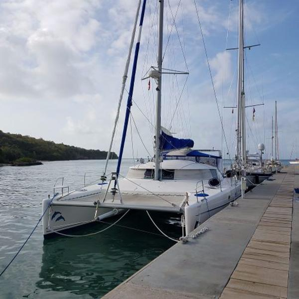 Fountaine Pajot Belize 43 Maestro