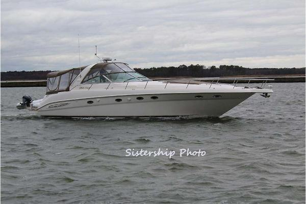 Sea Ray 460 Sundancer Sistership 460 Sundancer