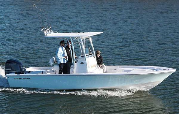 Sportsman Masters 247 Bay Boats (Build Slots Available) Manufacturer Provided Image