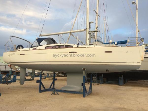 Beneteau Oceanis 40 AYC - Oceanis 40