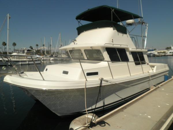 PACIFIC CAT Pacific Sea Sport 3200