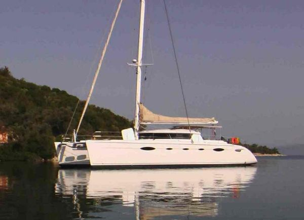 Fountaine Pajot Eleuthera