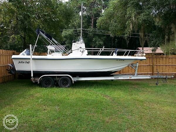 McKee Craft 22run away 2001 Mckee Craft 22 for sale in Ocala, FL