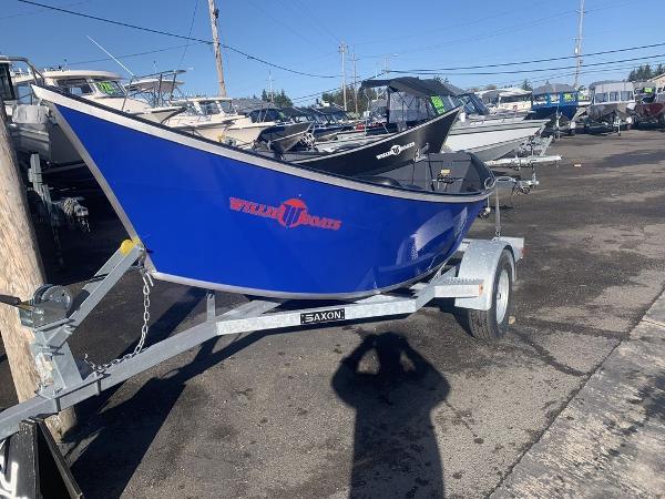 Willie Boats 17X54 DRIFT BOAT