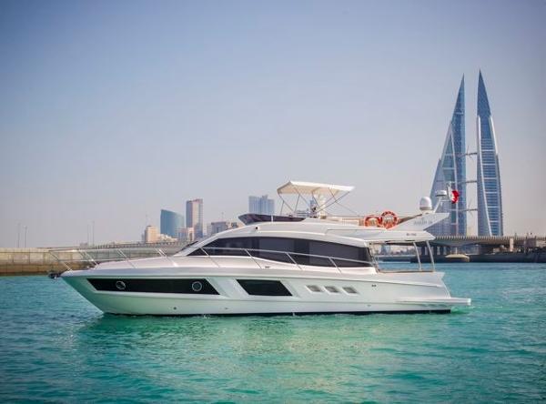 Gulf Craft Majesty 48