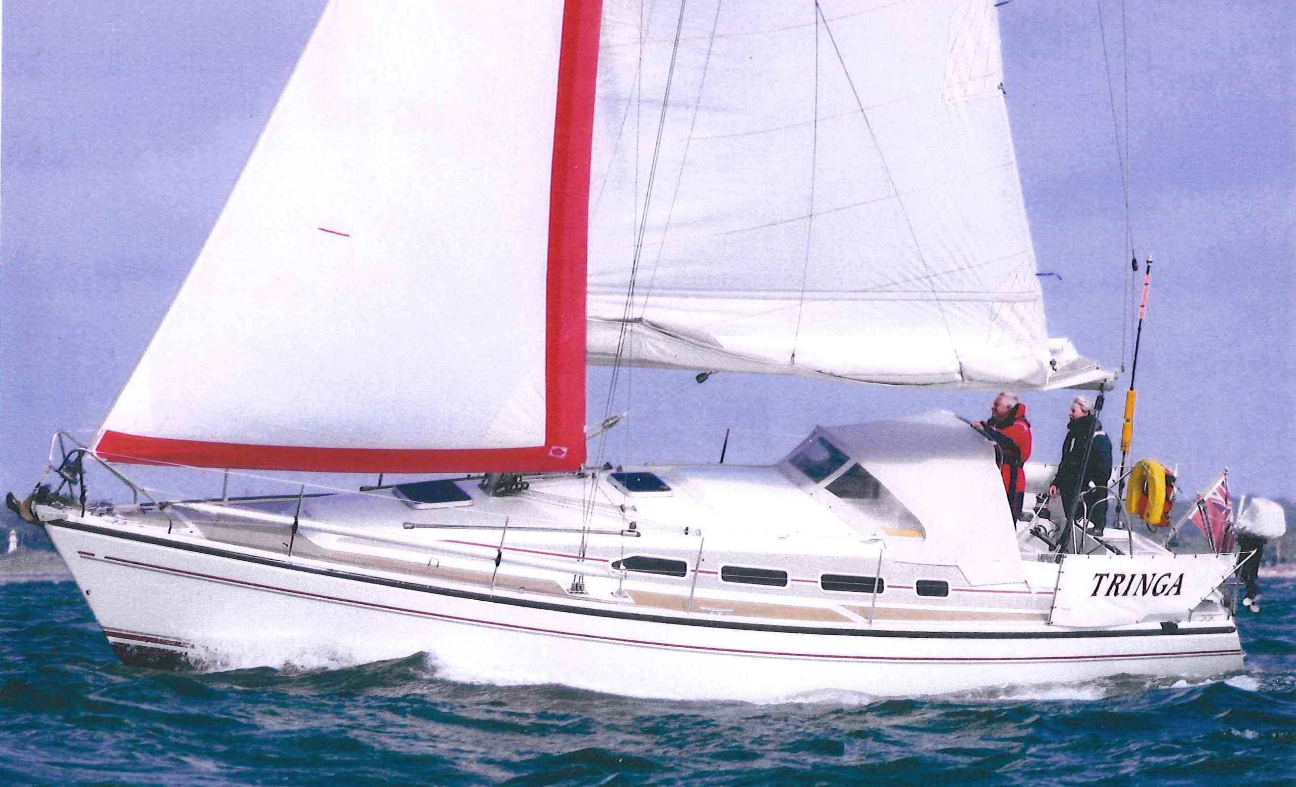 Dehler 37 Cruiser