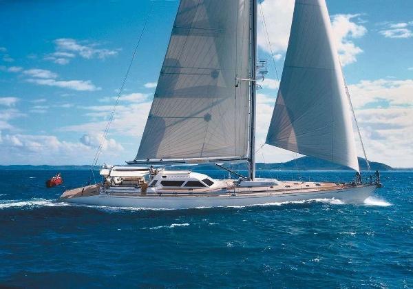 Superyacht Mirabella 40