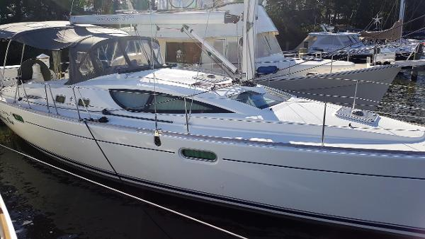 Jeanneau Sun Odyssey 39ds Jeanneau 39DS