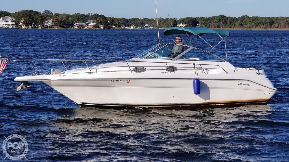 Sea Ray 270 Sundancer 1996 Sea Ray 270 Sundancer for sale in Brick, NJ