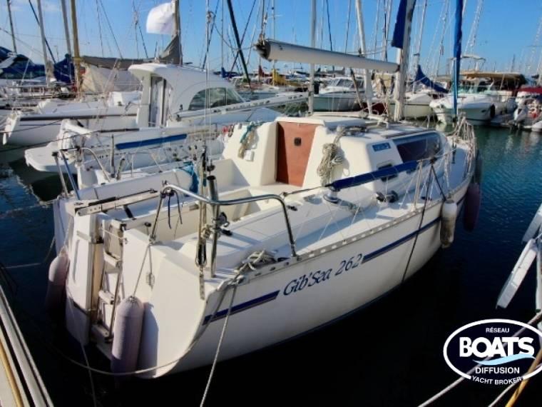 Gib'Sea GIBERT MARINE GIBSEA 262 FJ45400