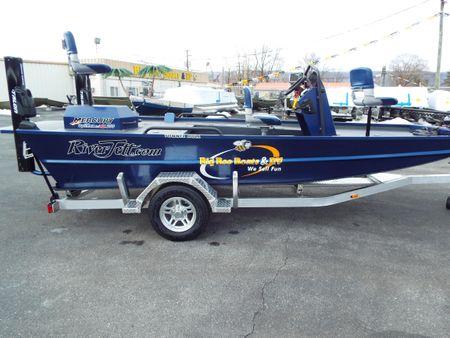 2019 Rock Proof RIVER JETT 1860, Duncannon Pennsylvania - boats com
