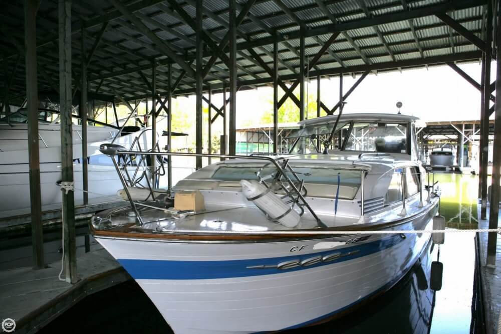 Chris-Craft 30 Constellation 1964 Chris-Craft 30 Constellation for sale in Isleton, CA