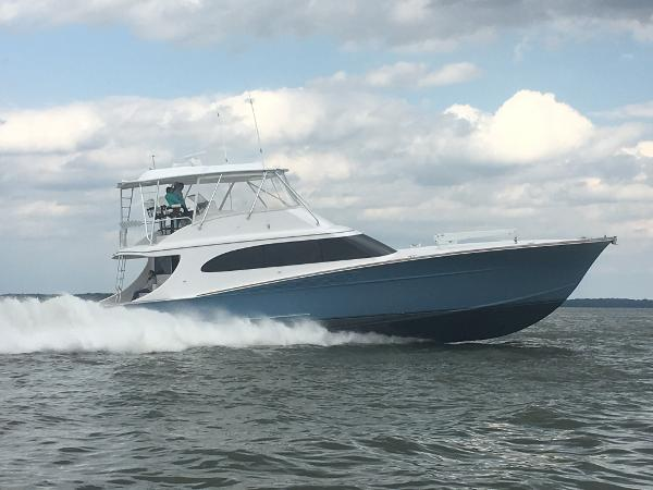 Spencer 74 Afunday On Sea Trial Following Refit