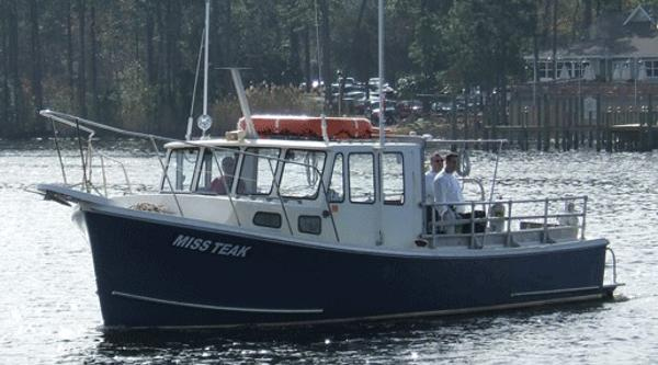 Seaworthy Dive and Fish Charter Turn key ready to charter