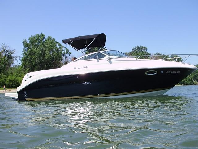 Sea Ray 250 Amberjack