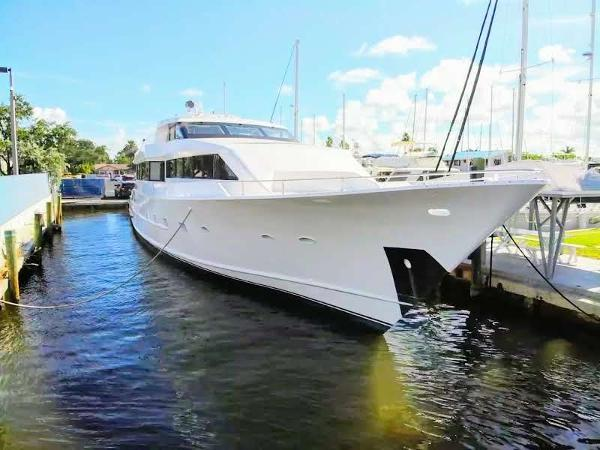 Denison Raised Pilothouse