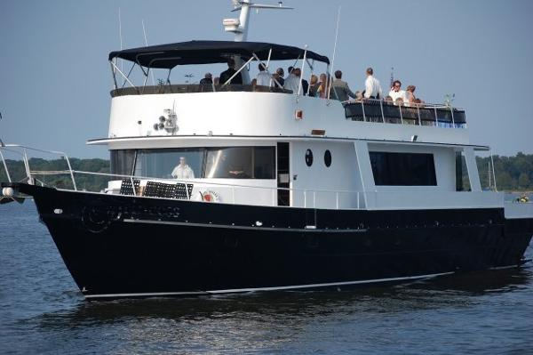 Kelly Luxury Yacht 1982 77' x 20.42' Steel  Yacht/Live Aboard