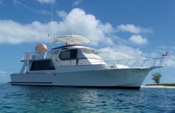 Nordic Yachts Pilothouse Motor Yacht